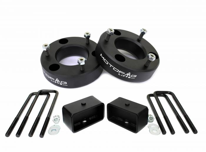 "2.5"" Front and 2"" Rear Leveling lift kit for 2007-2019 Chevy Silverado Sierra GMC"