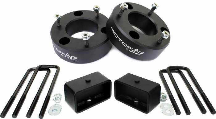 "2.5"" Front and 2"" Rear Leveling lift kit for 2019-2020 Chevy Silverado Sierra GMC"