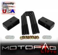 "2"" Rear Leveling lift kit for 1999-2006 Chevy Silverado Sierra GMC - Image 2"