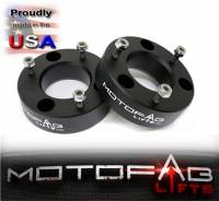 "3"" Front and 2"" Rear Leveling lift kit for 2004-2014 Ford F150 4WD USA MADE - Image 2"