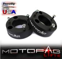 "3"" Front and 1"" Rear Leveling lift kit for 2004-2008 Ford F150 4WD - Image 2"