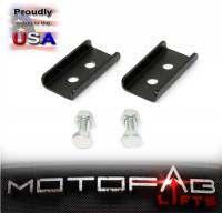 07-19 GMC Sierra Denali MagnaRide relocation Brackets for Leveling Lift Kit - Image 2
