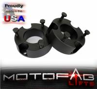 "3"" Front and 2"" Rear Leveling lift kit for 2005-2020 Toyota Tacoma - Image 2"