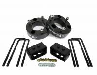 "Ford Leveling kits - Front and Rear Leveling Kits - 2.5"" Front and 1.5"" Rear Leveling lift kit for 2009-2019 Ford F150"