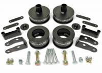 "Jeep Lift Kits - 2.5"" Front 2"" Rear Full Lift Kit with Shock Extenders 07-18 Jeep Wrangler JK"